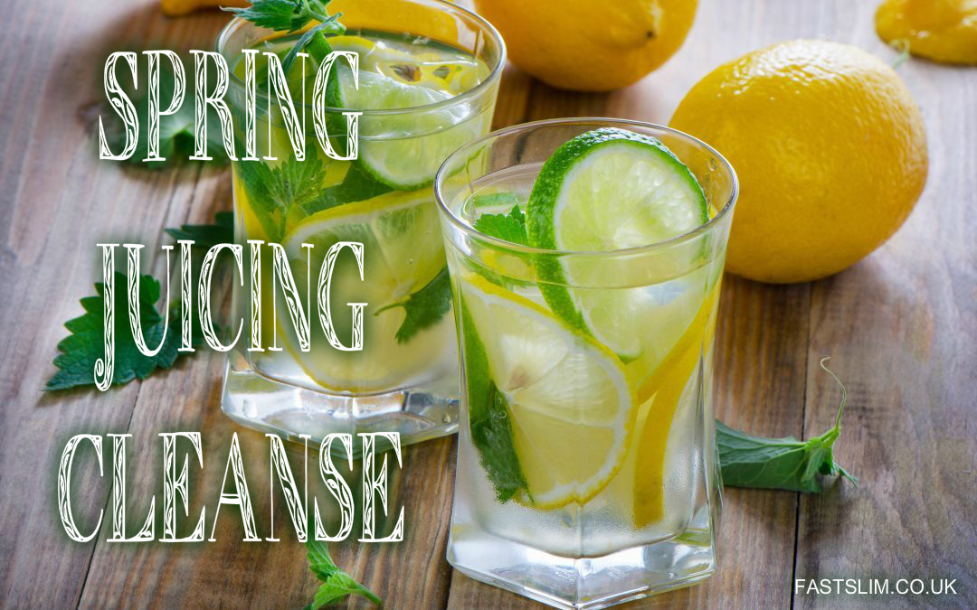 Start Spring With A Three-Day Cleansing Diet