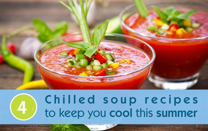 Chilled Summer Soup Recipes