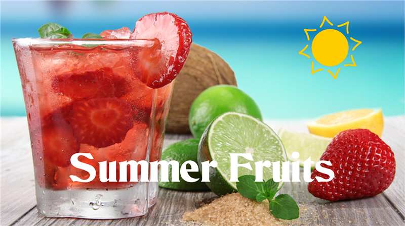 The Health Benefits of Summer Fruits