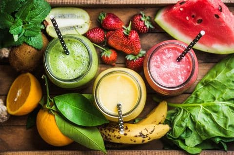The Best Juices and Smooties for Weight Loss