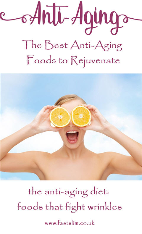 The Best Anti-Aging Foods to Rejuvenate