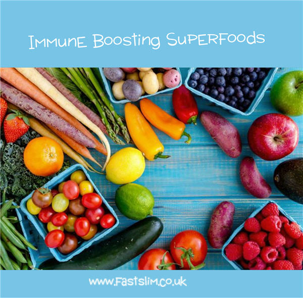 Immune-Boosting Superfoods